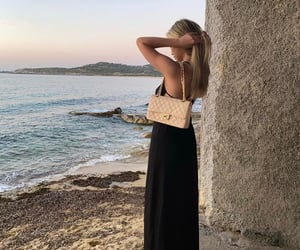 accessory, bag, and beach image