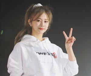 kpop, twicelights, and peace sign image