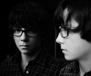 black and white, tumblr, and asa butterfield image