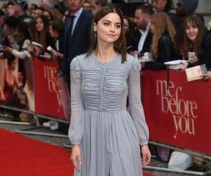 actress, dress, and jenna coleman image