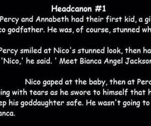 percy jackson headcannons image