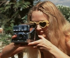 camera, summer, and vintage image