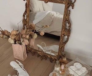 mirror, aesthetic, and decor image