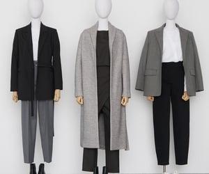 clothes, coats, and fashion image
