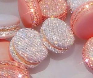 shiny macaroons