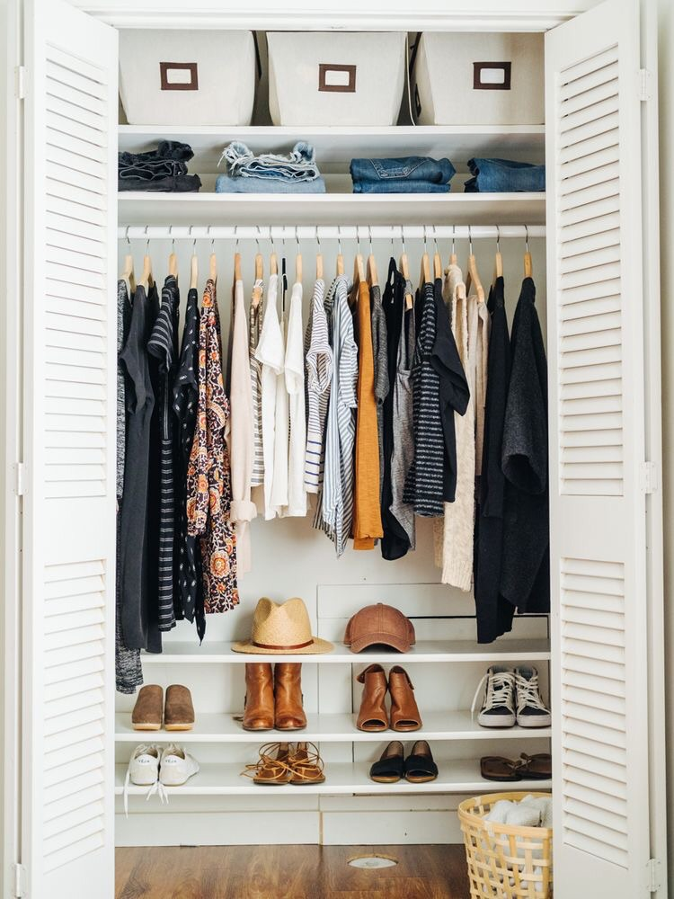 article, closet, and clothes image