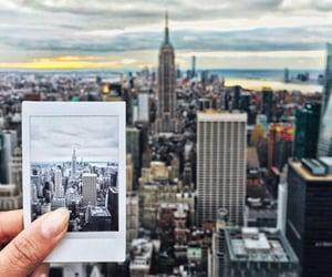 adventure, inspiring, and sky image