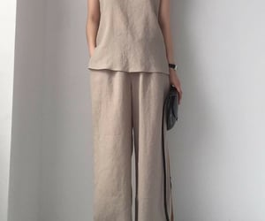 beige, morning, and style image