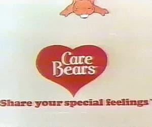 bears, carebear, and childhood image