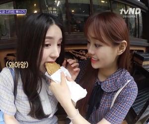 food, chuu, and kim jiwoo image