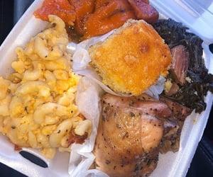 Chicken, cornbread, and explorepage image