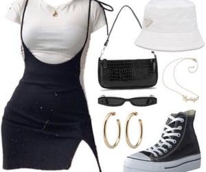 converse, Prada, and fashion image