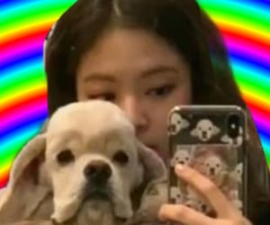 icon, kpop, and jennie image