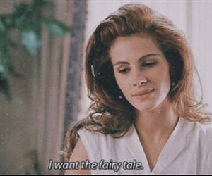 fairy tales, movies, and pretty woman image