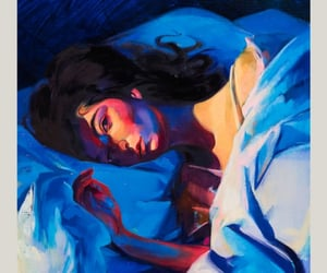 album, melodrama, and alternative poster image