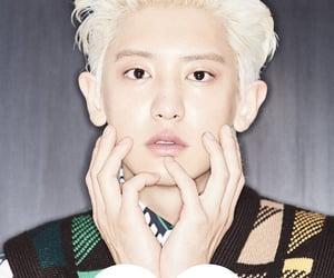exo, gq korea, and model image