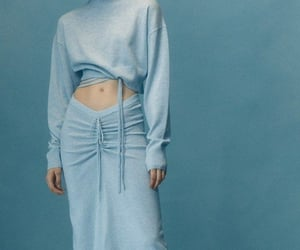 blue, fashion, and christopher esber image
