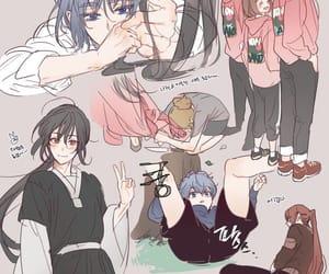 anime, bääm, and boy image
