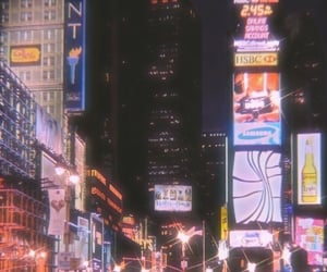 aesthetic, new york, and bling image
