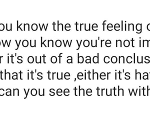 feeling is complicated and it's bias image