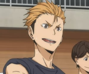 anime, icons, and haikyuu image