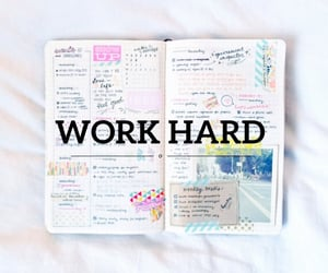 book, work, and school image