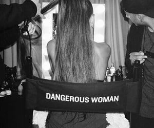 ariana grande, dangerous woman, and ariana image