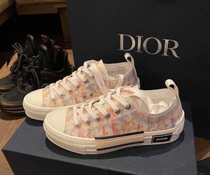 fashion, sneakers, and dior sneakers image