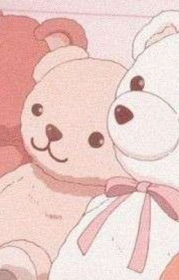 aesthetic, stuffed animals, and cute image