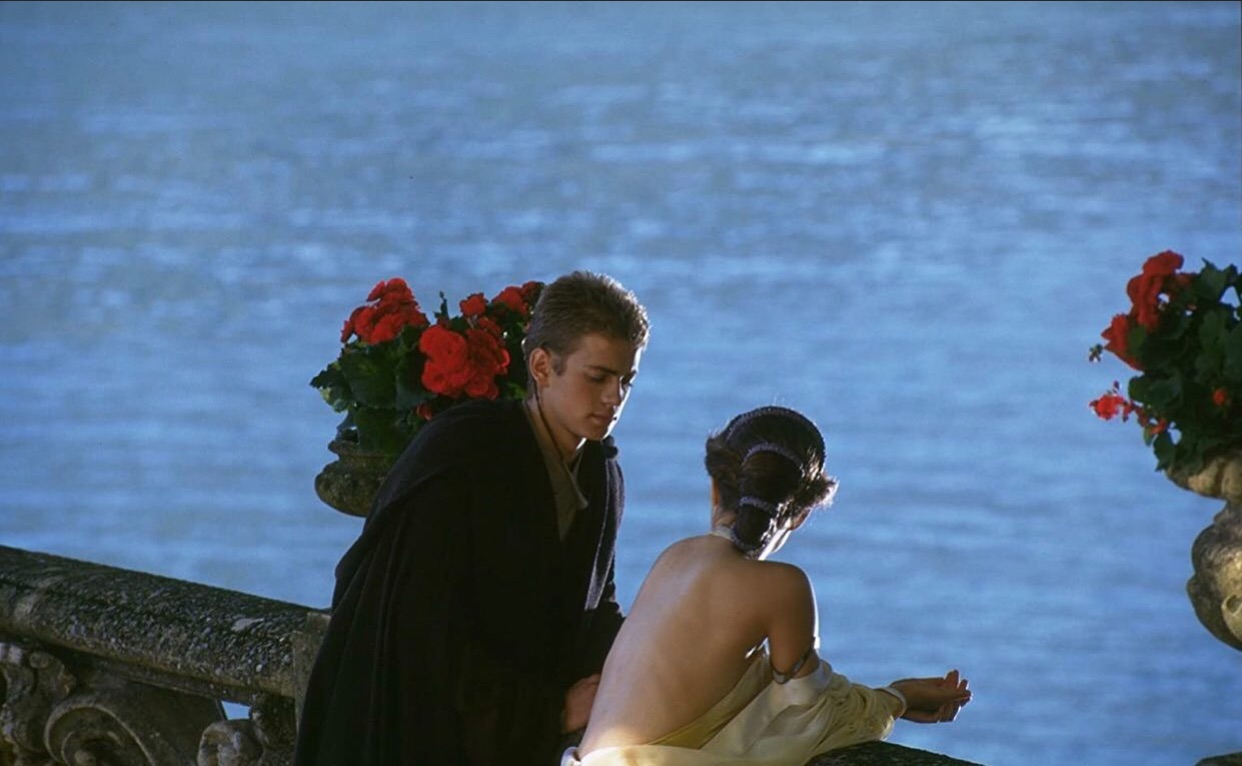 aesthetic, spotify, and padmé image