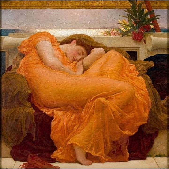 art, lady, and neoclassicism image