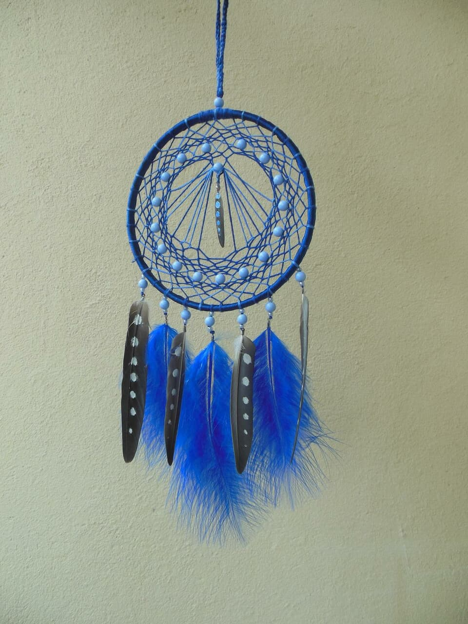 dreamcatcher, home decor, and wall hangings image