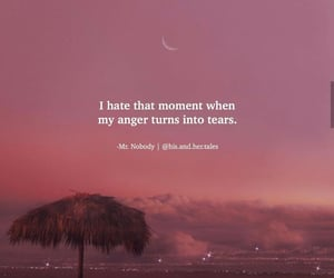 anger, tears, and hate image