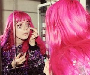 pink and girli music image