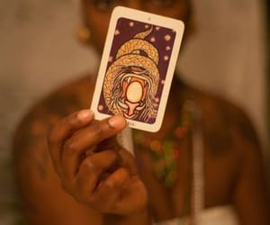 divination, tarot, and wicca image