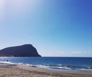 amor, blue, and playa image