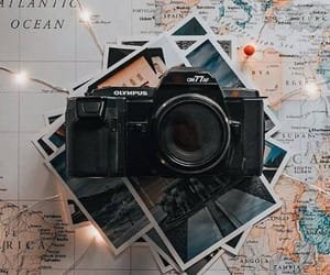 camera, travel, and photography image