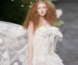 fairytale, Lily Cole, and runway image