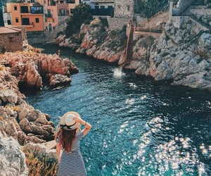 adventure, girl, and italy image