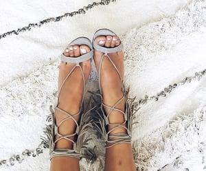 fashion, style, and high heel image