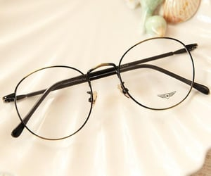 glasses, vintage, and oculos image