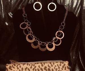 custom, earrings, and glambag image
