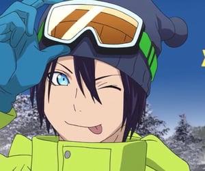 yato, noragami, and anime image