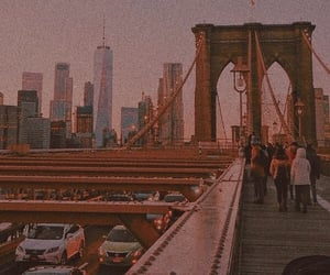 aesthetic, new york, and travel image