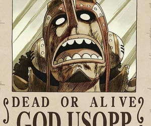 onepiece, recompensa, and usopp image