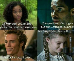 frases and the hunger games image