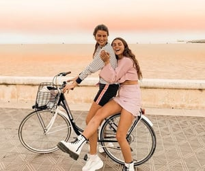 bikes, ride, and cute image