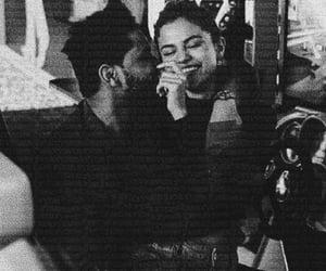 couple, selena gomez, and the weekend image
