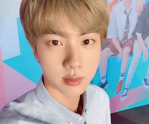 icons, selfie, and jin image