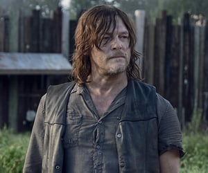 tv show, the walking dead, and daryl dixon image